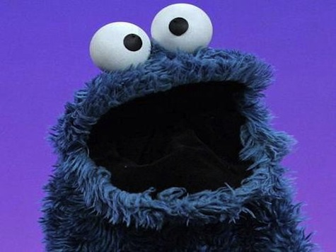 Cookie Monster Attacks Toddler in Times Square