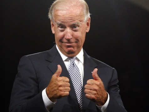 VP Biden: '3,300 People Have Died' By Guns 'And You've Witnessed It!'