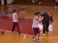 SNL Parodies Rutgers Coach Abusive Video