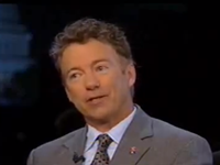 Rand Paul On Budget: We Need 'Reagan-esque' Recovery