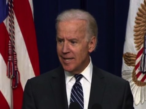 Biden: Filibuster Threat 'Embarrassing' To Other 'Capitals Around The World'