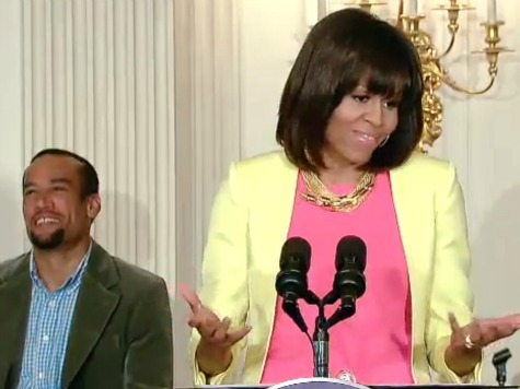 Watch: Michelle Obama Talks Soul Music with Celeb Panel