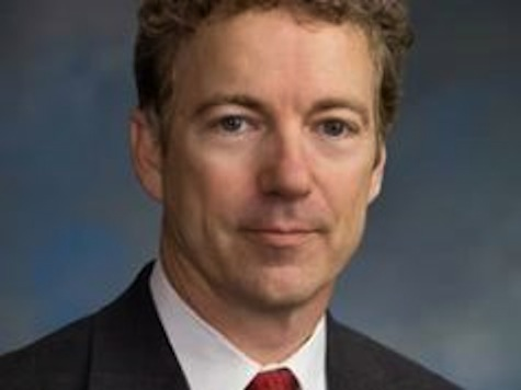 Senator Rand Paul: Filibuster 'Is Coming' If Democrats Gun-Grab