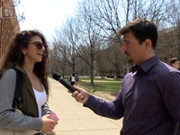 WATCH: College Students Who Have Never Heard Of Margaret Thatcher