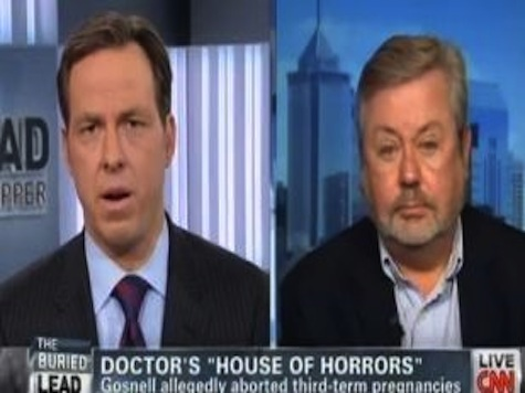 CNN's Tapper Admits Gruesome Gosnell Case A 'Buried Lead'