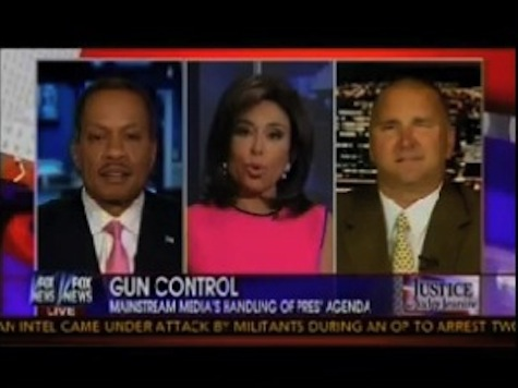 Breitbart News' AWR Hawkins: Feds Need Gun Registry for Universal Background Checks