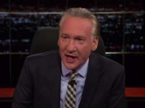 Bill Maher: 'The Second Amendment Is Bulls–t!'
