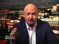 Mark Kelly: 'Big Deal' To Close Gun Show 'Loophole'