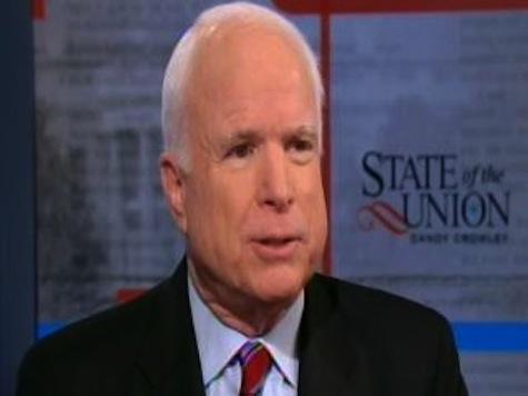 McCain Gives Manchin-Toomey Bill Thumbs Up