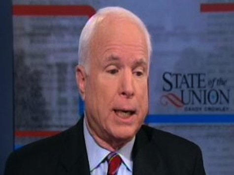 McCain: Only A Matter Of Time Before NKorea Nuclear