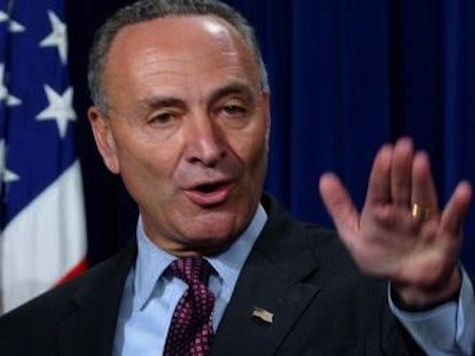 Schumer Won't Comment on 'Former Protege' Weiner's Second Coming