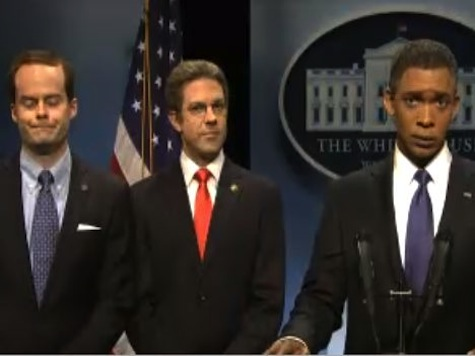 Saturday Night Live Slams Ineffective Obama, Manchin And Toomey