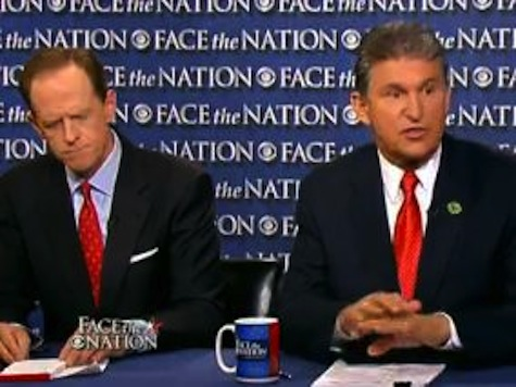 Toomey, Manchin: We're 'Close' To Having The Votes