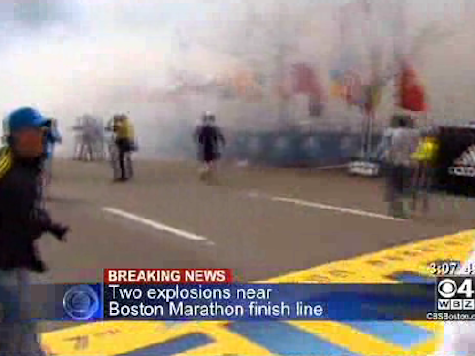 Russert: Boston Bombing May Be Connected to Waco, Texas