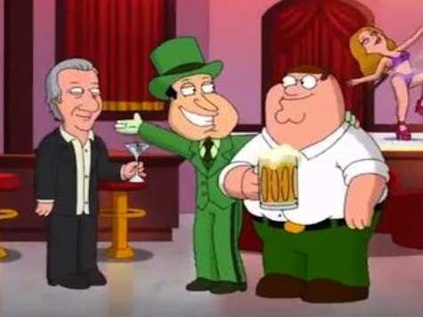 Bill Maher Makes 'Family Guy' Cameo Singing About Canadian Nude Bars