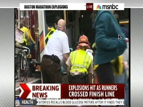 MSNBC Analyst On Marathon Bombing: One 'Small' Device By One Individual 'Not Representative' Of Any Group