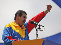 U.S. Does Not Recognize New Venezuelan Government