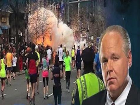 Rush: If Boston Bomber Muslim 'Media Will Circle The Wagons'