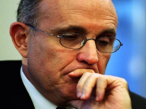 Giuliani: 'Surprising' U.S. Hasn't Seen More Terrorist Attacks