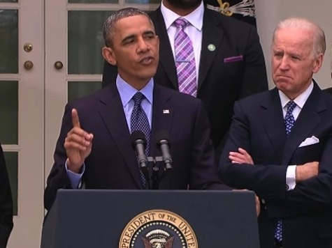 Obama Throws Tantrum over Gun Control Defeat