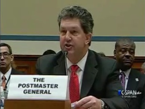 Postmaster General: USPS Losing $25 Million A DAY