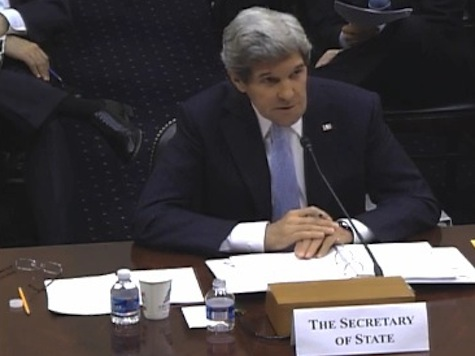 Kerry On Benghazi: 'More Important Things Move On To'