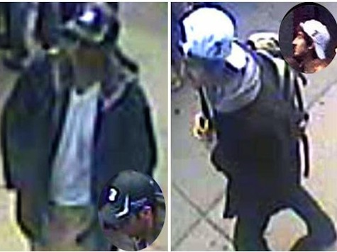 FBI Releases Photos Of Boston Bombing Suspects