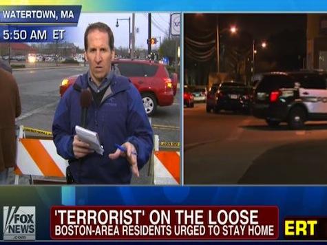 Military Grade Explosives Litter Streets of Boston Suburb