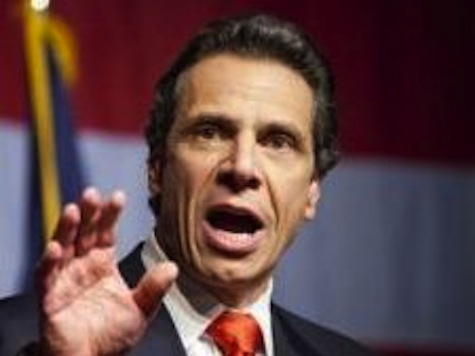 Gov Cuomo Uses Boston Bombing To Talk About…Climate Change?