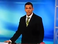 Weekend Anchor Makes Debut With 'F*cking Sh*t'