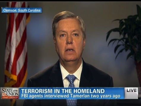 Sen Graham: 'The Ball Was Dropped' On Boston Bomber