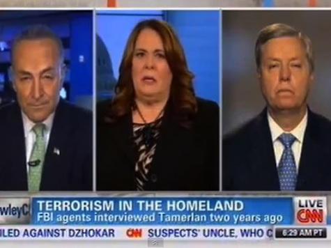 Graham: Boston Bomber Should Be Designated Enemy Combatant