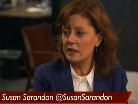 Susan Sarandon: 'War On Drugs … Completely Racist'
