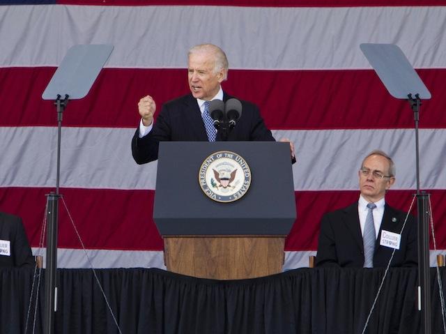 Biden: Boston Bombers 'Knock-Off Jihadis'