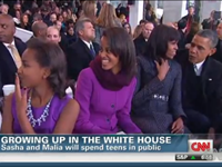 Obama Warns Daughters: If You Get Tattoo, 'Mommy And Me Will Get Exact Same Tattoo'