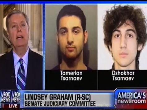 Graham: 'Between Benghazi, Boston We Are Going Backwards'