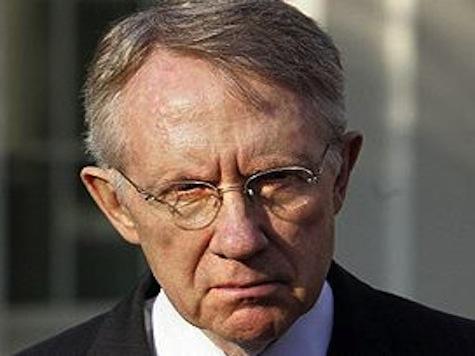 Reid: Gov't Inherently Good, Tea Party 'Anarchists'
