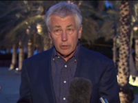 Hagel: Syria Has Used Chemical Weapons