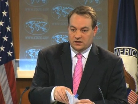 State Dept Changes View On Syria In 24 Hrs, Can't Explain Why