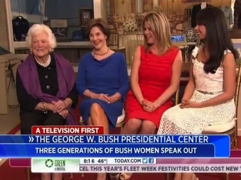 Barbara Bush Doesn't Want Jeb To Run