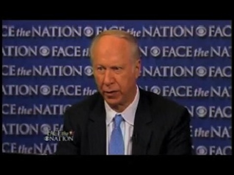 Gergen: Obama Drew Red Line 'Without Knowing What He Was Going To Do Next'