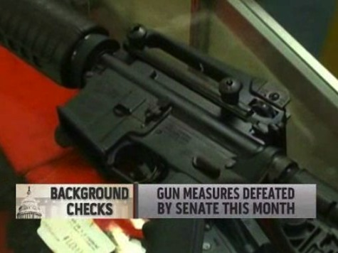 Sen Manchin Not Giving Up On Gun Control