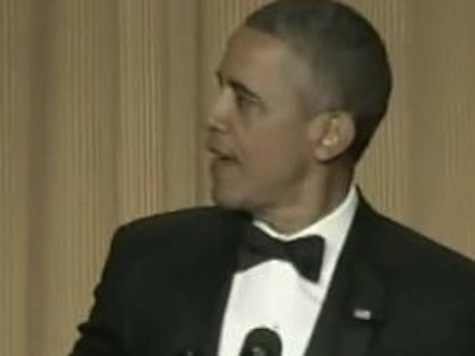 Obama's White House Correspondents Dinner Speech