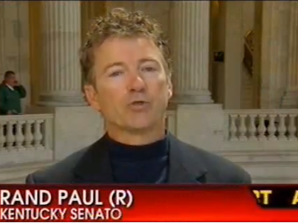 Rand Paul: Gov't Needs 'Probable Cause' To Watch Citizens With Cameras