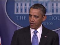 Obama: 'I've Got To Make Sure I've Got The Facts' On Syria