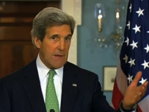 Kerry: State Dept Blocking Benghazi Whistleblowers A Myth