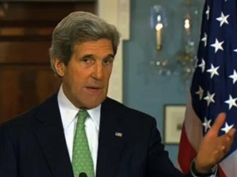 Kerry: State Dept Blocking Benghazi Whistleblowers A Myth
