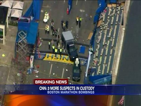 Three More Arrests In Boston Marathon Attack