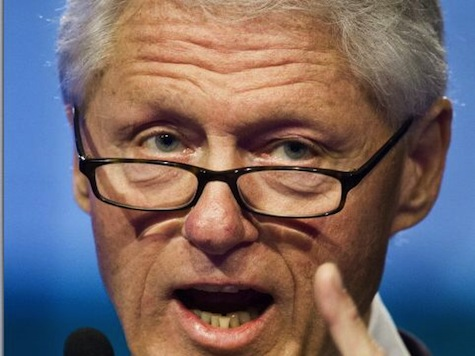 Bill Clinton: Gun Advocates Threatened To 'Kill' Anti-Gun Politicians