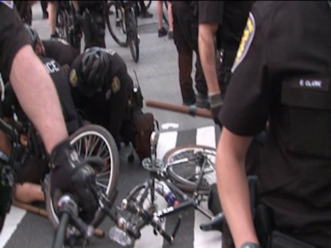 Violence Erupts In Seattle May Day